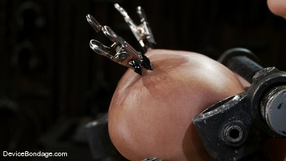 Photo number 8 from Trina Michaels   BOOMING!! shot for Device Bondage on Kink.com. Featuring Trina Michaels in hardcore BDSM & Fetish porn.