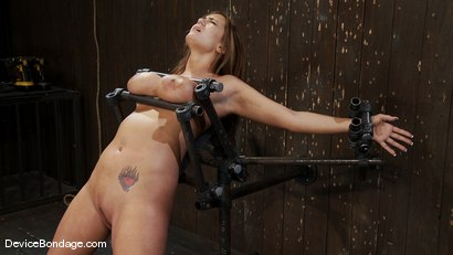 Photo number 9 from Trina Michaels   BOOMING!! shot for Device Bondage on Kink.com. Featuring Trina Michaels in hardcore BDSM & Fetish porn.