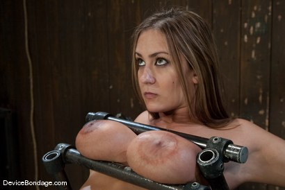 Photo number 12 from Trina Michaels<br> BOOMING!! shot for Device Bondage on Kink.com. Featuring Trina Michaels in hardcore BDSM & Fetish porn.