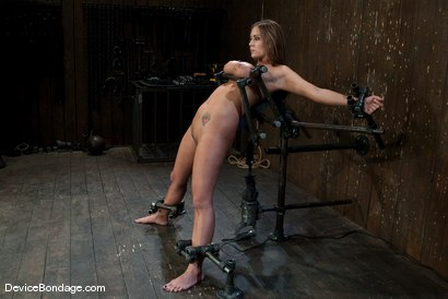Photo number 5 from Trina Michaels<br> BOOMING!! shot for Device Bondage on Kink.com. Featuring Trina Michaels in hardcore BDSM & Fetish porn.