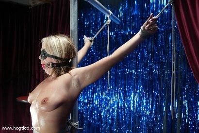 Photo number 15 from Girlie shot for Hogtied on Kink.com. Featuring Girlie in hardcore BDSM & Fetish porn.