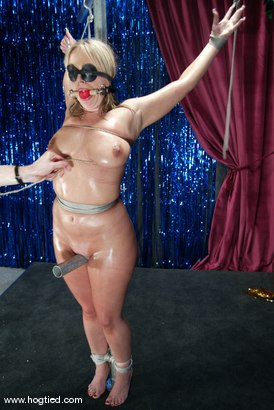Photo number 13 from Girlie shot for Hogtied on Kink.com. Featuring Girlie in hardcore BDSM & Fetish porn.