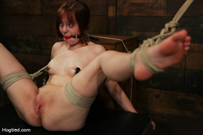 Photo number 3 from Amateur Casting Couch: Chamille shot for Hogtied on Kink.com. Featuring Chamille in hardcore BDSM & Fetish porn.