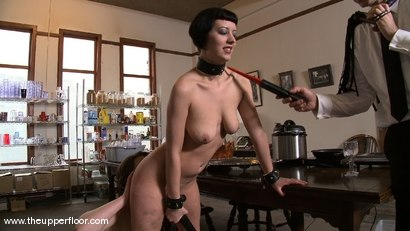 Photo number 12 from Service Session: Shevon's Punishment shot for The Upper Floor on Kink.com. Featuring Cherry Torn and Sarah Shevon in hardcore BDSM & Fetish porn.