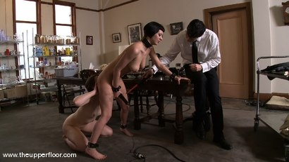 Photo number 13 from Service Session: Shevon's Punishment shot for The Upper Floor on Kink.com. Featuring Cherry Torn and Sarah Shevon in hardcore BDSM & Fetish porn.