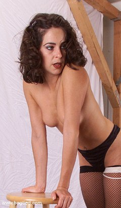 Photo number 1 from Karina Ballerina (Angel) shot for Hogtied on Kink.com. Featuring Karina Ballerina (Angel) in hardcore BDSM & Fetish porn.