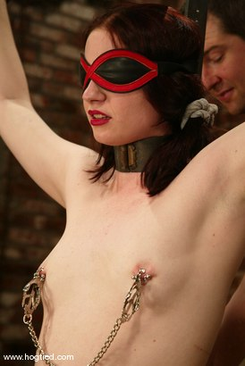 Photo number 4 from Claire Adams shot for Hogtied on Kink.com. Featuring Claire Adams in hardcore BDSM & Fetish porn.