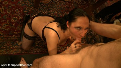 Photo number 7 from Thin Line Between Art and Sex shot for The Upper Floor on Kink.com. Featuring Cherry Torn in hardcore BDSM & Fetish porn.