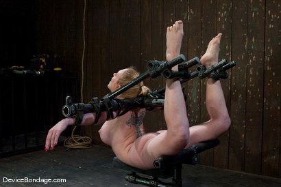 Photo number 1 from Darling<br> Figurehead shot for Device Bondage on Kink.com. Featuring Dee Williams in hardcore BDSM & Fetish porn.