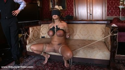 Photo number 2 from Visitors to the Upper Floor shot for The Upper Floor on Kink.com. Featuring Cherry Torn, Ashley Fires and Trina Michaels in hardcore BDSM & Fetish porn.