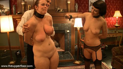 Photo number 13 from Service Session: Rossi's First Day shot for The Upper Floor on Kink.com. Featuring Cherry Torn and Bella Rossi in hardcore BDSM & Fetish porn.