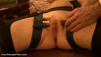 Photo number 3 from Service Session: Rossi's First Day shot for The Upper Floor on Kink.com. Featuring Cherry Torn and Bella Rossi in hardcore BDSM & Fetish porn.