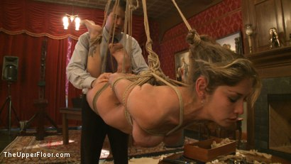 Photo number 11 from Fresh Meat: Felony shot for The Upper Floor on Kink.com. Featuring Cherry Torn, Bella Rossi and Felony in hardcore BDSM & Fetish porn.