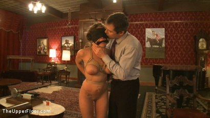 Photo number 7 from Fresh Meat: Felony shot for The Upper Floor on Kink.com. Featuring Cherry Torn, Bella Rossi and Felony in hardcore BDSM & Fetish porn.