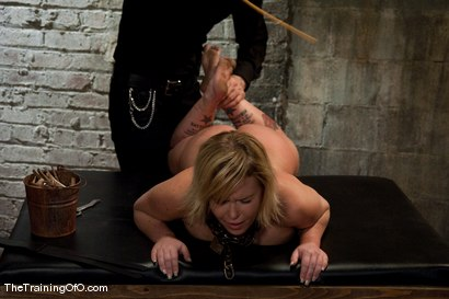 Photo number 14 from The Training of Sasha Knox Day One shot for The Training Of O on Kink.com. Featuring Sasha Knox in hardcore BDSM & Fetish porn.