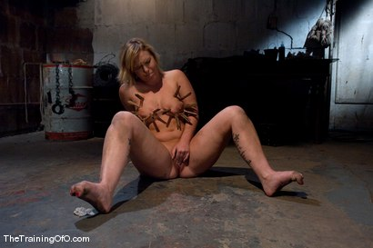 Photo number 5 from The Training of Sasha Knox Day One shot for The Training Of O on Kink.com. Featuring Sasha Knox in hardcore BDSM & Fetish porn.