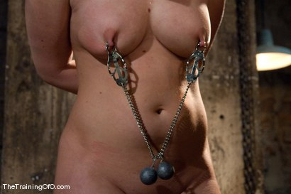 Photo number 3 from The Training of Sasha Knox, Day Two shot for thetrainingofo on Kink.com. Featuring Sasha Knox in hardcore BDSM & Fetish porn.