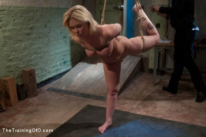 Photo number 4 from The Training of Sasha Knox, Day Four LIVE! shot for The Training Of O on Kink.com. Featuring Sasha Knox in hardcore BDSM & Fetish porn.
