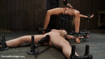 Photo number 11 from Someone has a squirting problem<br> Someone has a drinking problem shot for Device Bondage on Kink.com. Featuring Rain DeGrey and Dee Williams in hardcore BDSM & Fetish porn.