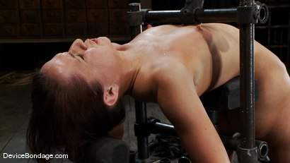 Photo number 14 from AnnaBelle Lee<br> Alpha fucks another girl into subspace.. shot for Device Bondage on Kink.com. Featuring AnnaBelle Lee in hardcore BDSM & Fetish porn.