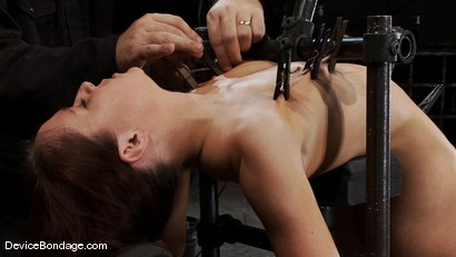 Photo number 8 from AnnaBelle Lee<br> Alpha fucks another girl into subspace.. shot for Device Bondage on Kink.com. Featuring AnnaBelle Lee in hardcore BDSM & Fetish porn.