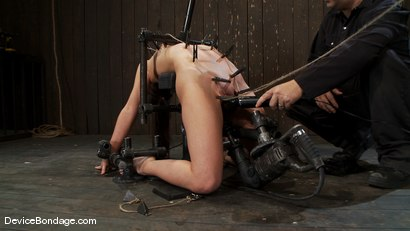 Photo number 10 from AnnaBelle Lee<br> Alpha fucks another girl into subspace.. shot for Device Bondage on Kink.com. Featuring AnnaBelle Lee in hardcore BDSM & Fetish porn.