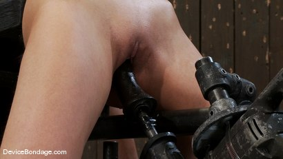 Photo number 3 from AnnaBelle Lee<br> Alpha fucks another girl into subspace.. shot for Device Bondage on Kink.com. Featuring AnnaBelle Lee in hardcore BDSM & Fetish porn.
