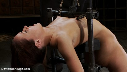 Photo number 6 from AnnaBelle Lee<br> Alpha fucks another girl into subspace.. shot for Device Bondage on Kink.com. Featuring AnnaBelle Lee in hardcore BDSM & Fetish porn.