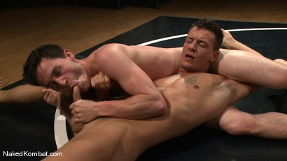 Photo number 9 from Adam Knox vs CJ shot for Naked Kombat on Kink.com. Featuring Adam Knox and CJ in hardcore BDSM & Fetish porn.
