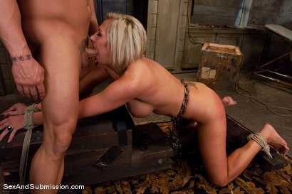 Photo number 14 from Role Reversal shot for Sex And Submission on Kink.com. Featuring Derrick Pierce and Skylar Price in hardcore BDSM & Fetish porn.