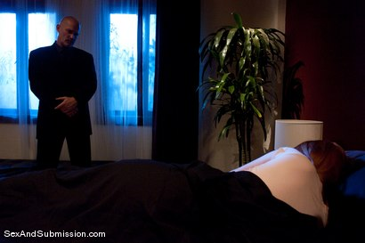Photo number 1 from The Debt Collectors II shot for Sex And Submission on Kink.com. Featuring Mark Davis, Mr. Pete and Calico in hardcore BDSM & Fetish porn.