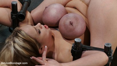 Photo number 7 from Katie Kox<br> Why you squirting on yourself?<br>Why you squirting on yourself? shot for Device Bondage on Kink.com. Featuring Katie Kox in hardcore BDSM & Fetish porn.