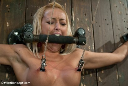 Photo number 12 from Breanne Benson <br>Getting to know you. shot for Device Bondage on Kink.com. Featuring Breanne Benson in hardcore BDSM & Fetish porn.