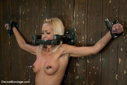 Photo number 9 from Breanne Benson <br>Getting to know you. shot for Device Bondage on Kink.com. Featuring Breanne Benson in hardcore BDSM & Fetish porn.