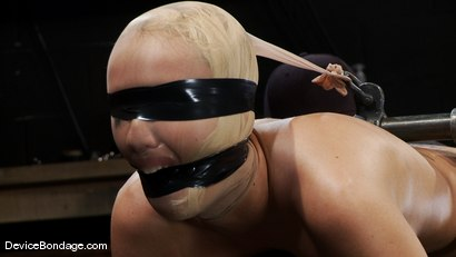 Photo number 13 from Breanne Benson <br>Now she is pretty shot for Device Bondage on Kink.com. Featuring Breanne Benson in hardcore BDSM & Fetish porn.