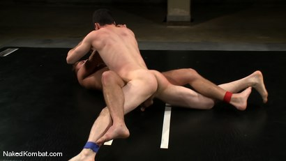 Photo number 7 from Chad Dylan vs Martin Lorenzo shot for nakedkombat on Kink.com. Featuring Martin Lorenzo and Chad Dylan in hardcore BDSM & Fetish porn.