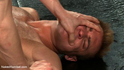 Photo number 10 from Chad Dylan vs Martin Lorenzo shot for Naked Kombat on Kink.com. Featuring Martin Lorenzo and Chad Dylan in hardcore BDSM & Fetish porn.