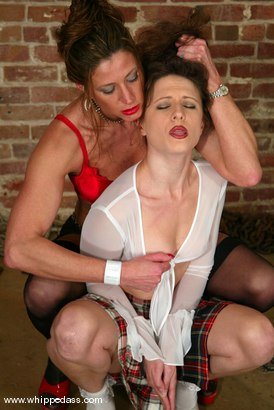 Lena Ramon and Kym Wilde