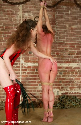 Photo number 5 from Kym Wilde and Lena Ramon shot for Whipped Ass on Kink.com. Featuring Lena Ramon and Kym Wilde in hardcore BDSM & Fetish porn.
