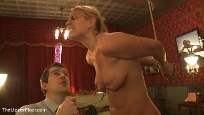 Photo number 12 from Fresh Meat shot for The Upper Floor on Kink.com. Featuring Mellanie Monroe and Cherry Torn in hardcore BDSM & Fetish porn.
