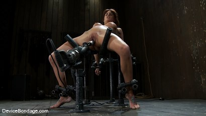 Photo number 13 from Gia DiMarco<br>The cute girl from next door. shot for Device Bondage on Kink.com. Featuring Gia DiMarco in hardcore BDSM & Fetish porn.