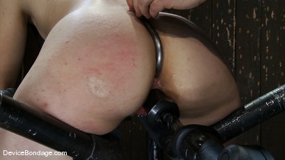 Photo number 5 from Maggie Mayhem<br>Ass hooked and cunt fucked shot for Device Bondage on Kink.com. Featuring Maggie Mayhem in hardcore BDSM & Fetish porn.
