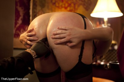 Photo number 7 from Stefanos' Sunday Brunch shot for The Upper Floor on Kink.com. Featuring Cherry Torn in hardcore BDSM & Fetish porn.