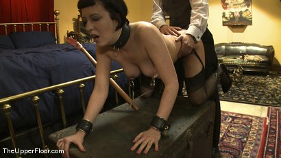 Photo number 13 from Service Session: Housekeeping 102 shot for The Upper Floor on Kink.com. Featuring Cherry Torn in hardcore BDSM & Fetish porn.