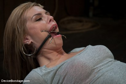 Photo number 5 from Tara Lynn Fox   Innocence so lost.. shot for Device Bondage on Kink.com. Featuring Tara Lynn Foxx in hardcore BDSM & Fetish porn.
