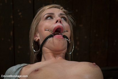 Photo number 9 from Tara Lynn Fox<br> Innocence so lost.. shot for Device Bondage on Kink.com. Featuring Tara Lynn Foxx in hardcore BDSM & Fetish porn.