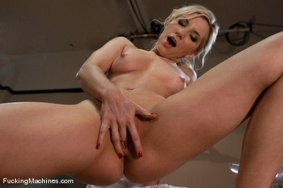 Photo number 4 from Ashley Fires <br> Pretty Girl being dirty, Part 1 of 5  shot for Fucking Machines on Kink.com. Featuring Ashley Fires in hardcore BDSM & Fetish porn.