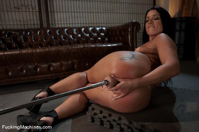 Photo number 11 from Monica Santiago <br> No English, No Inhibition, An Ass for days shot for Fucking Machines on Kink.com. Featuring Monica Santiago in hardcore BDSM & Fetish porn.