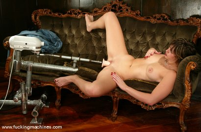 Photo number 4 from Kat shot for Fucking Machines on Kink.com. Featuring Kat in hardcore BDSM & Fetish porn.
