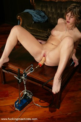 Photo number 7 from Kat shot for Fucking Machines on Kink.com. Featuring Kat in hardcore BDSM & Fetish porn.